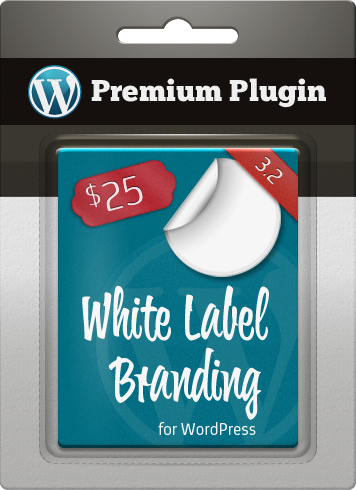 Premium Plugin White Label Branding for WordPress