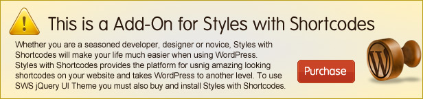 This is a Add-On for Styles with Shortcodes