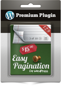 Premium Plugin Easy Pagination for WordPress