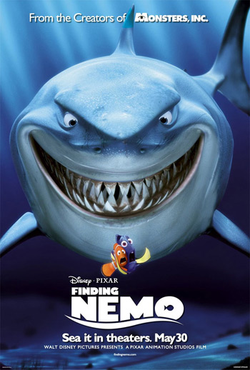 Disney Pixar Finding Nemo