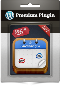 Premium Plugin Calendarize it for WordPress