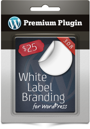 Premium Plugin White Label for WordPress
